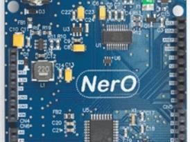 NerO, carte compatible Arduino à faible consommation
