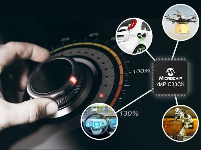 Un nouveau contrôleur de signal numérique accélère les performances DSP sur les applications de commande soumises à des contraintes de temps