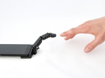 Une main pour votre mobile…