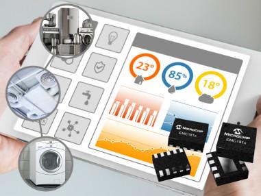 Surveillez la température à différents endroits grâce à une famille de capteurs de température 1,8 V faible consommation