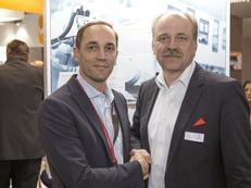 Partenariat technologique entre Basler et congatec