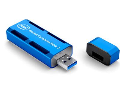 Intelligence artificielle sur clé USB : le NCS2 d'Intel