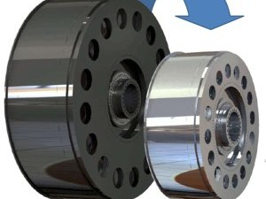 Éolienne avec enroulements de rotor supraconducteurs