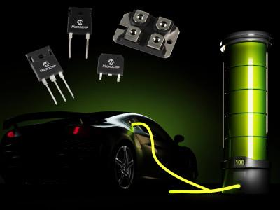 Microchip annonce la production de produits à base de carbure de silicium (SiC) pour des circuits électroniques d'alimentation haute tension fiables