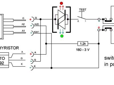 Le retour des petits circuits – 5e épisode : testeur de triacs