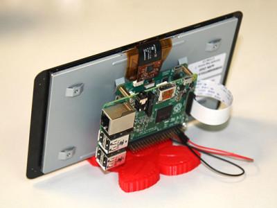 Nouveau pavé tactile (officiel) pour le Raspberry Pi