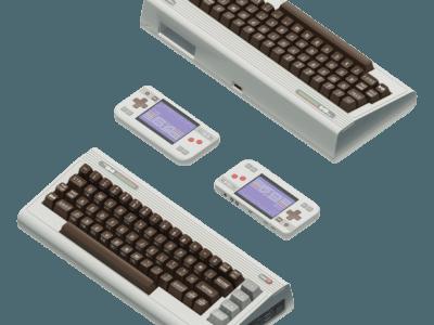 Commodore 64 : le retour
