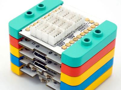 Banc d'essai : mcookie fait rimer Arduino avec Lego®