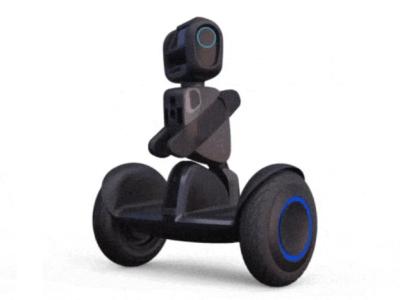 Loomo = transporteur Segway + robot