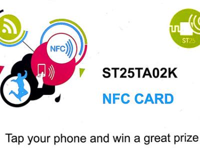 Jeu-concours NFC Elektor et STM : plus que 2 semaines !