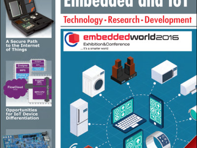 "Téléchargement gratuit : Elektor Business Magazine ""Embedded and IoT"""