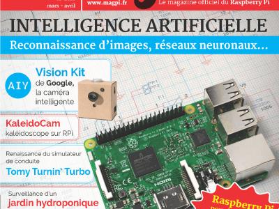MagPi - le magazine officiel du Raspberry Pi