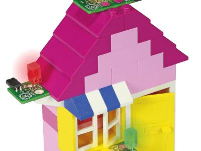Projet nº 59 : carte à LED pour Lego