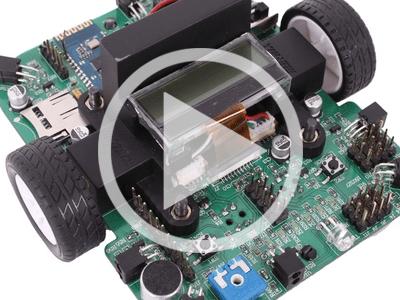Elektor.TV | Formula AllCode : Que contient le buggy ?