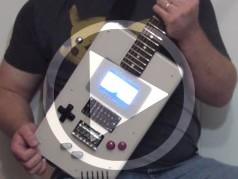 Elektor.TV   Gameboy + RPI = Guitar Boy
