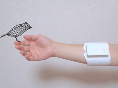 Le toucher s'invite dans la réalité virtuelle