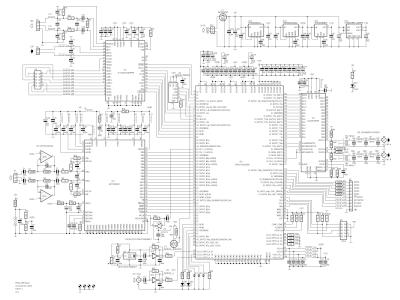 Schematic of FPGA DSP Board (150177-1 v2.0)