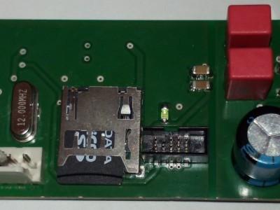 Prototype top side