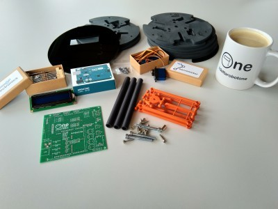 Delta-Robot One Kit