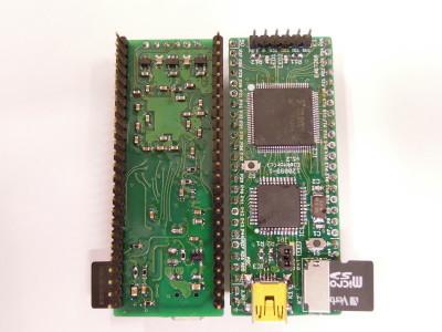 version 1.2 PCB