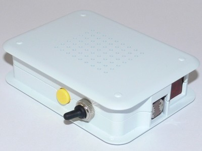 Ready device in Raspberry Pi case