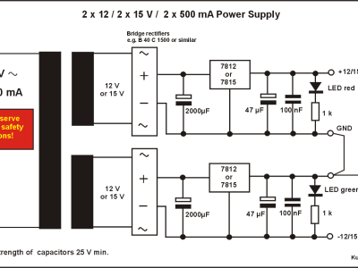 Image 6: Diagram of the power supply