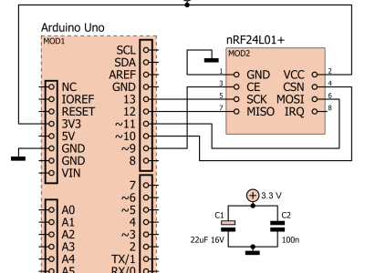 uC-mousejack on Arduino Uno