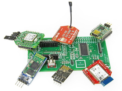Webinar 17/9/2015 - Making your own applications with the AndroidIO board