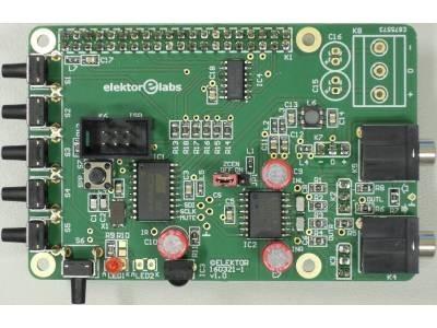 Volume control  [160321] for Raspberry Pi Audio DAC 160198