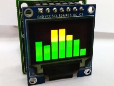 Audio Spectrometer (180166)