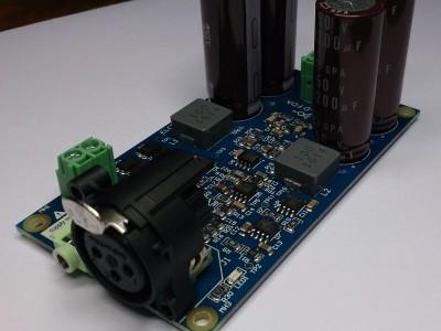 AUDIO CLASS-D POWER AMPLIFIER