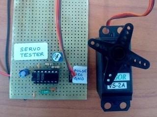 Servo Tester (120474)