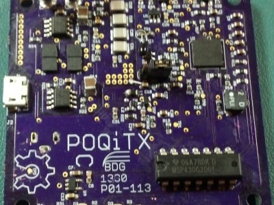 Wireless battery charger (Transmitter POQiTX) [130168-1]