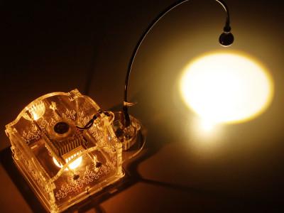 Peltier Lamp