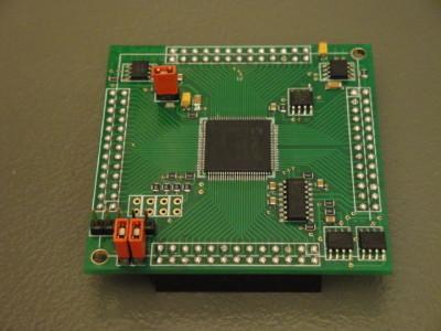 Module gestion & contrôle à PIC32