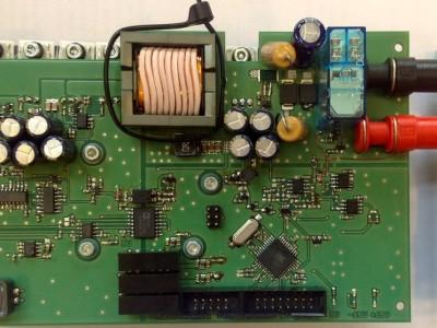 Laboratory Power Supply with Switch Mode Pre-Regulator [130234-I]