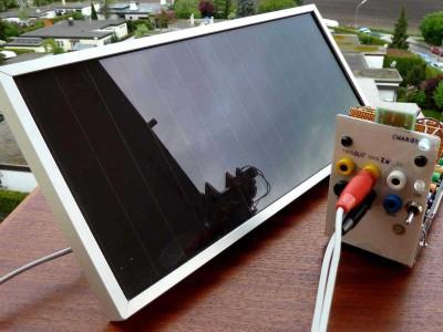 ATtiny13 Solar Charger
