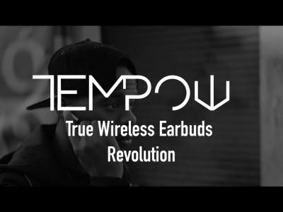 TEMPOW - TRUE WIRELESS EARBUDS