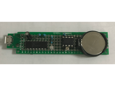 USB/RTC for Raspberry PI