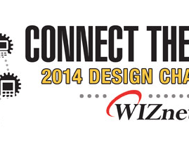 WIZnet Connect the Magic 2014 Design Challenge
