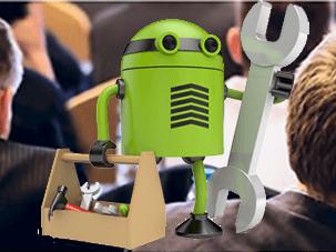 Elektor organiseert 2-daagse Android-workshop