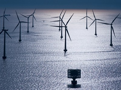 Zelf-optimaliserende windturbines