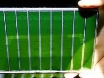 Hoger rendement voor Grätzel-zonnecellen