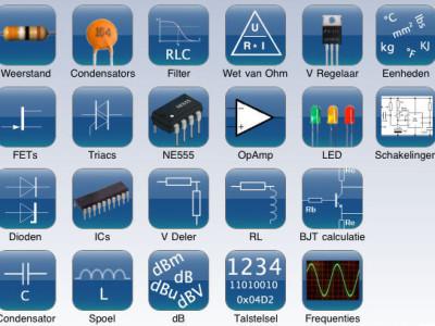 Nieuwe versie Elektor App voor iPad en iPhone