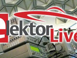 Schrijf nu in voor de vierde editie van ElektorLive!