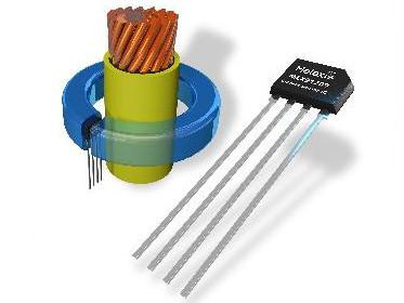 Programmeerbare lineaire Hall-sensor