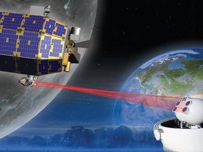 NASA test breedbandcommunicatie in de ruimte