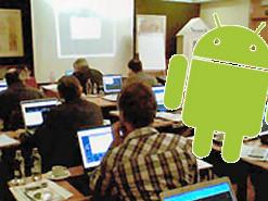Elektor-workshop: Android Apps programmeren