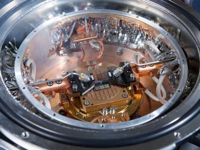 Snelheidsrecord voor silicium-germaniumtransistor