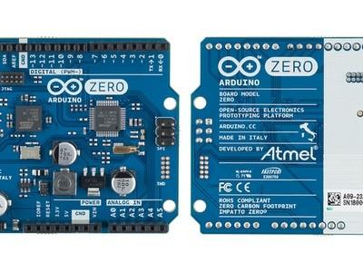 Arduino Zero voor innovatieve IoT-apparaten